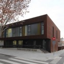 Police Station In Barcelona / MIZIEN Courtesy of MIZIEN