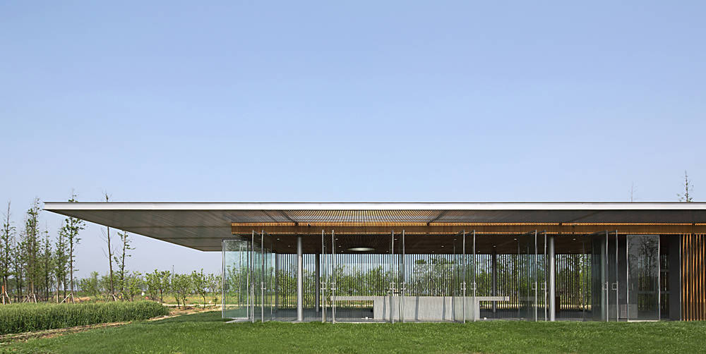 Harvest Pavilion / Vector Architects