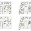 Connecting Riads Residential Complex (9) residential block plans