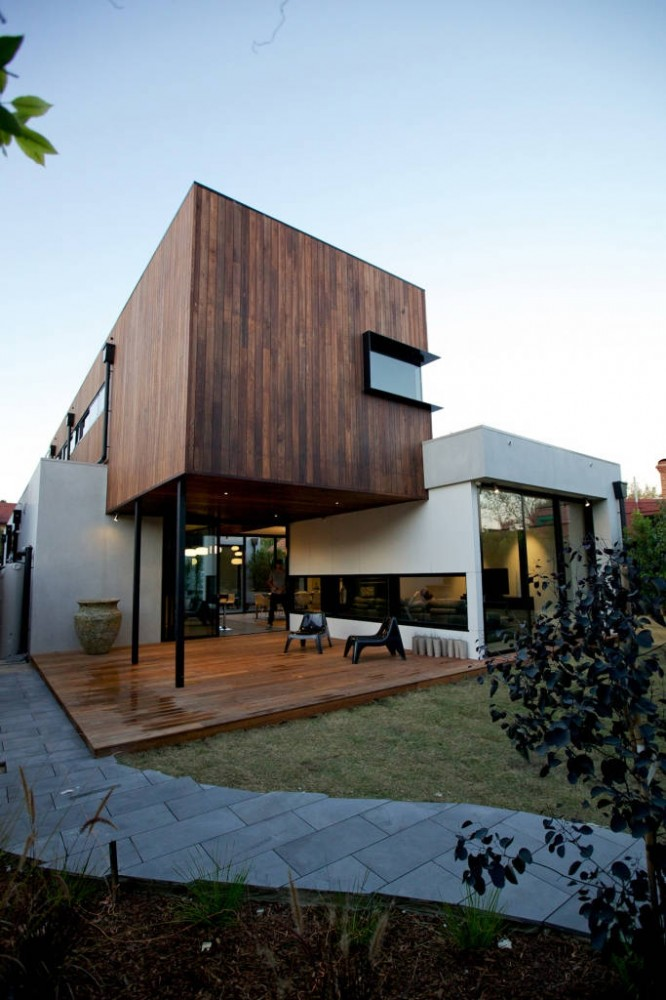 Cubism architecture pinterest for Modern residential house