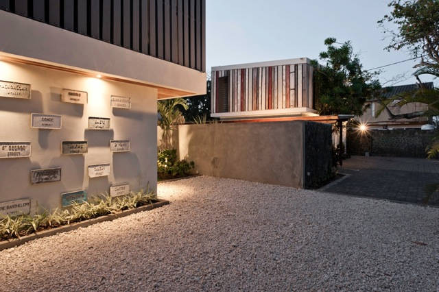 2 Houses in Mauritius / Rethink Studio