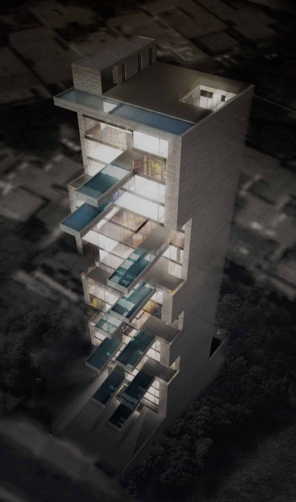 Sky Condos / DCPP Arquitectos