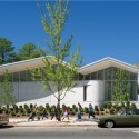 Brooklyn Botanic Garden Visitor Center Opens to the Public (1) © Albert Vecerka/Esto