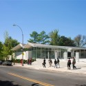 Brooklyn Botanic Garden Visitor Center Opens to the Public (2) © Albert Vecerka/Esto