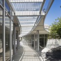 Brooklyn Botanic Garden Visitor Center Opens to the Public (5) © Albert Vecerka/Esto