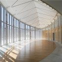 Brooklyn Botanic Garden Visitor Center Opens to the Public (8) © Albert Vecerka/Esto