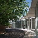 Brooklyn Botanic Garden Visitor Center Opens to the Public (11)  Albert Vecerka/Esto