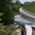 Brooklyn Botanic Garden Visitor Center Opens to the Public (12) © Albert Vecerka/Esto