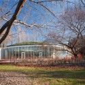 Brooklyn Botanic Garden Visitor Center Opens to the Public (13)  Albert Vecerka/Esto
