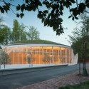 Brooklyn Botanic Garden Visitor Center Opens to the Public (14) © Albert Vecerka/Esto