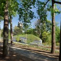 Brooklyn Botanic Garden Visitor Center Opens to the Public (15)  Albert Vecerka/Esto