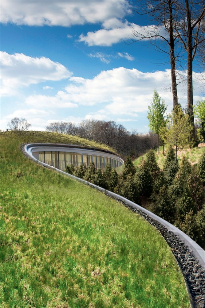 Brooklyn Botanic Garden Visitor Center Opens to the Public