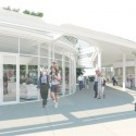 Brooklyn Botanic Garden Visitor Center Opens to the Public (20) Courtesy of Weiss / Manfredi