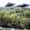 Olympic Tennis Centre / Dominique Perrault Architecture (3) © Georges Fessy / DPA / Adagp