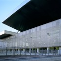 Olympic Tennis Centre / Dominique Perrault Architecture (4) © Georges Fessy / DPA / Adagp
