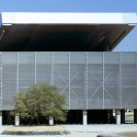 Olympic Tennis Centre / Dominique Perrault Architecture (8) © Georges Fessy / DPA / Adagp