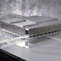 Olympic Tennis Centre / Dominique Perrault Architecture (57) model