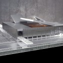 Olympic Tennis Centre / Dominique Perrault Architecture (58) model