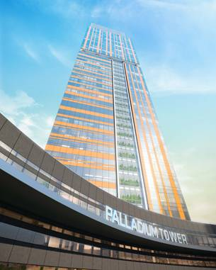 Swanke Hayden Connell wins competition to build Palladium Tower in Istanbul
