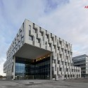 Accent Office In Roeselare / Buro II & Archi+I © Klaas Verdru