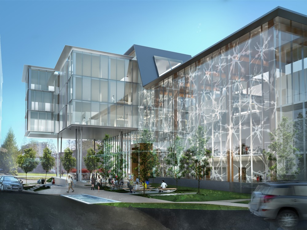 DjavadMowafaghian Centre for Brain Health / Stantec