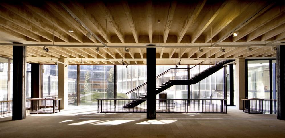 Escuelas Pias de San Anton / Estudio Gonzalo Moure © Jorge Crooke Carballal