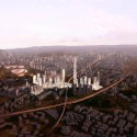 Masterplan for the Honghe Project (2) Courtesy of AECOM