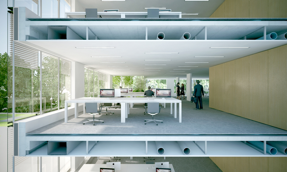 Office Building / Atelier Zündel Cristea