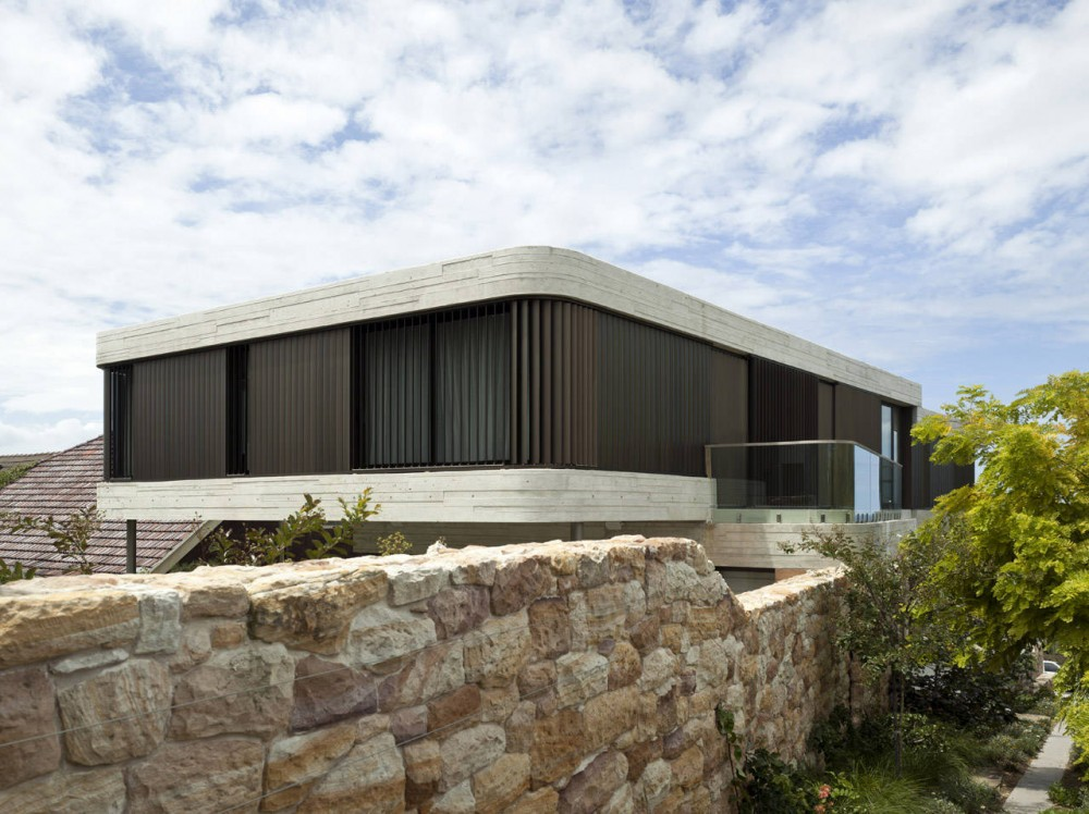 Gordons Bay House / Luigi Rosselli Architects
