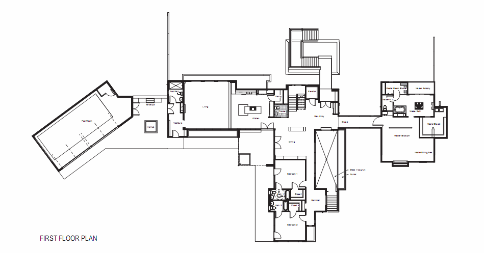 Impressive H-shaped House Floor Plans 949 x 497 · 45 kB · png