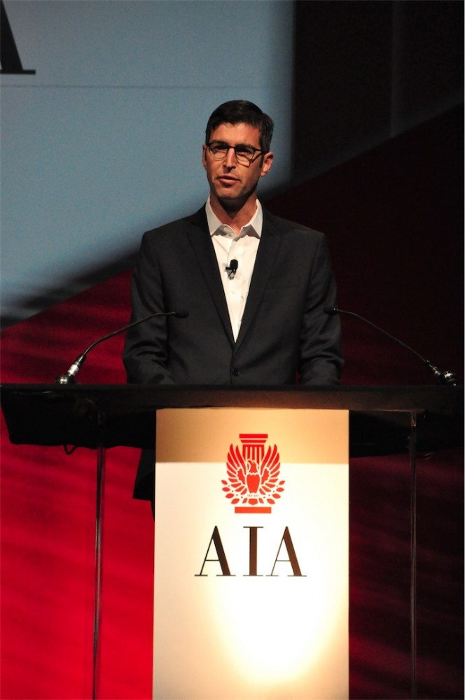 AIA 2012: Architects of Healing