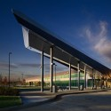 MATA South Intermodal Facility / brg3s architects © Jeffrey Jacobs Photography