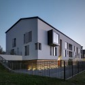 Residencial-Commercial Building In Azzate / Park Associati  Andrea Martiradonna