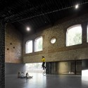 Cinema Center In Matadero de Legazpi / Churtichaga & Quadra Salcedo Architects © FG+SG