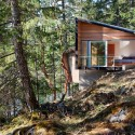 Gambier Island Retriet / Battersby Howat Architects © Sama Jim Canzian