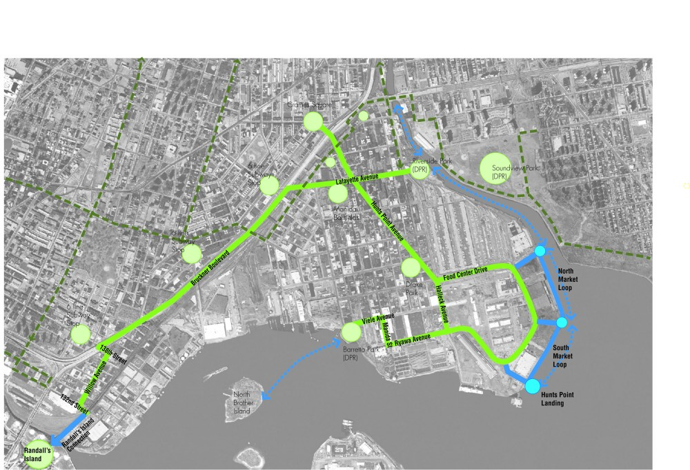 A Lesson in Dedicated Collaboration: Hunts Point Landing on the South Bronx Greenway / Mathews Nielsen Landscape Architects