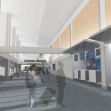 Raleigh-Durham International Airport (RDU) Terminal 1 Renovations (2) Courtesy of Pearce Brinkley Cease + Lee