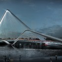Infinity Loop Bridge (1) Courtesy of 10 Design + Buro Happold