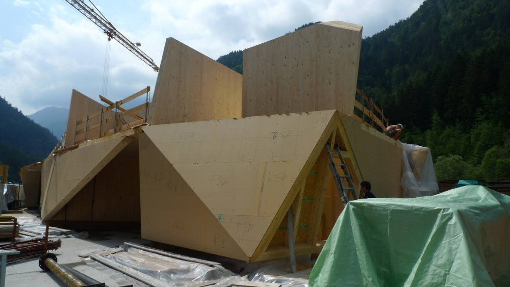 In Progress: Perathoner / Bergmeister Wolf Architekten