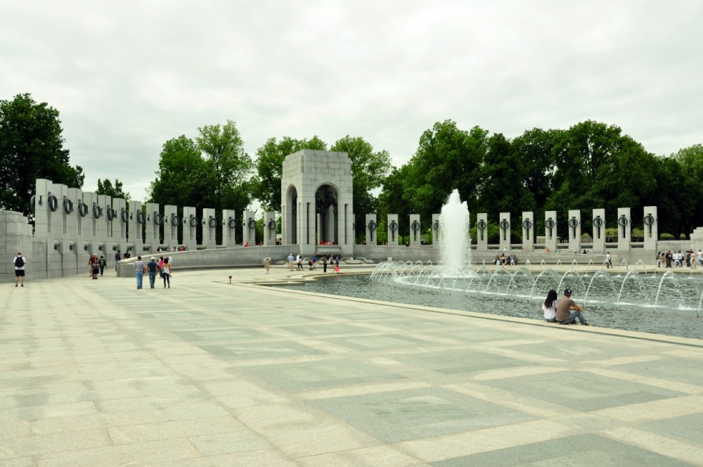 ArchDaily takes on the National Mall by Bike
