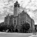 ArchDaily takes on the National Mall by Bike (16) Old Post Office Tower © Karissa Rosenfield / ArchDaily