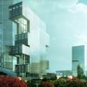 Yongsan International Business District 'Project 6' (1) © Luxigon