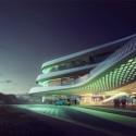 Sede Fondo Verde Climático (2) la entrada principal - © MIR