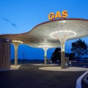 Gas Station / Atelier SAD  Tom Soucek