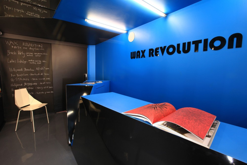 Wax Revolution Polanco / ROW Studio
