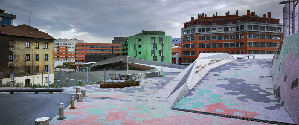 Pormetxeta Square / MTM Architects + XPIRAL