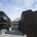 Stillpoint Clinic And Dojo / Piers Taylor, Mitchell Taylor Workshop © Peter Cook