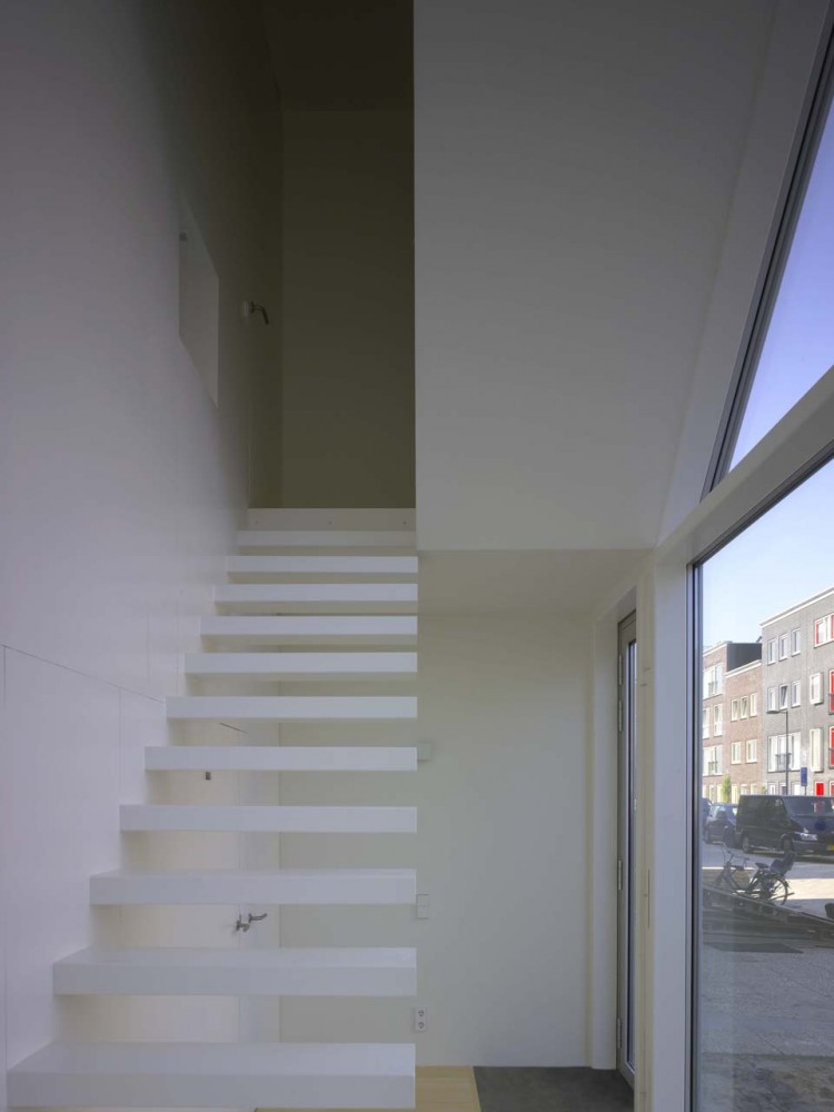 House Ijburg / Rocha Tombal Architects