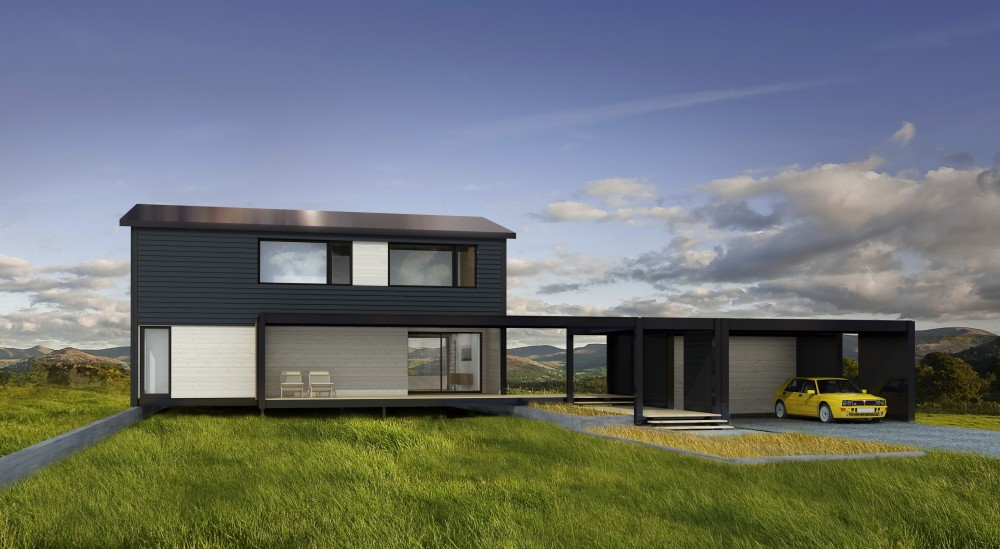 Connect:Homes Offers Affordable, Modern, Sustainable Homes