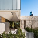 The Barnes Foundation Building / Tod Williams + Billie Tsien (33) View from 21st Street. The Barnes Foundation, Philadelphia. (March 2012)  Tom Crane 2012